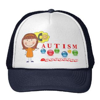 Autism awareness 7 Hat