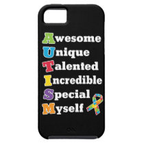 Autism Awareness Acronym iPhone SE/5/5s Case