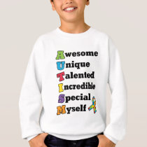Autism Awareness Acronym Sweatshirt