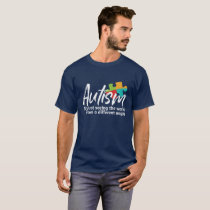 Autism Awareness and Support for Autistic Children T-Shirt