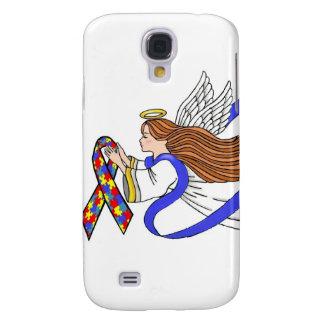 Autism Awareness Angel Galaxy S4 Case