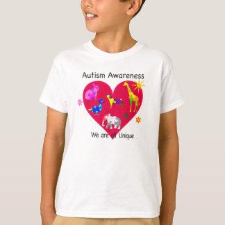 Autism Awareness Animals T-Shirt