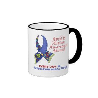 Autism Awareness April and Every Day Mug