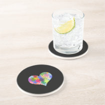 Autism Awareness Autism Heart Autism Love Coaster