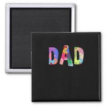 Autism Awareness Autism Support Dad Magnet