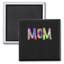Autism Awareness Autism Support Mom Gift Magnet
