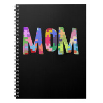 Autism Awareness Autism Support Mom Gift Notebook