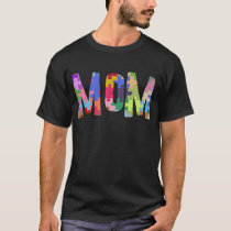 Autism Awareness Autism Support Mom Gift T-Shirt