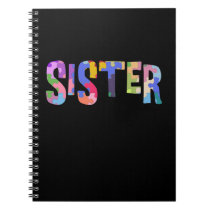 Autism Awareness Autism Support Sister Notebook