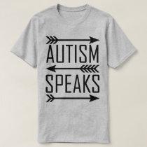 Autism Awareness Autistic Hand Print T-Shirt