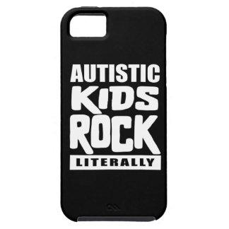 Autism Awareness  Autistic Kids Rock Literally iPhone SE/5/5s Case