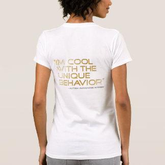 Autism Awareness Avenger Logo_Cool Behavior Tshirts