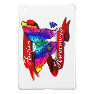Autism Awareness Banner Case For The iPad Mini