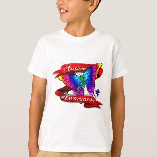 Autism Awareness Banner T-Shirt