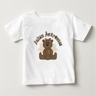 Autism Awareness Bear Baby T-Shirt