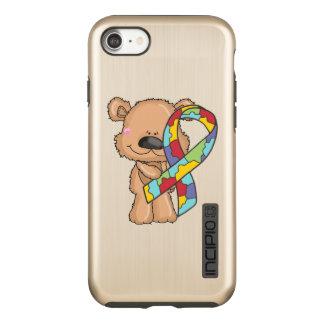 Autism Awareness Bear Incipio DualPro Shine iPhone 8/7 Case