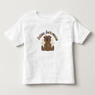Autism Awareness Bear Toddler T-shirt