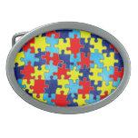 Autism Awareness Belt Buckles
