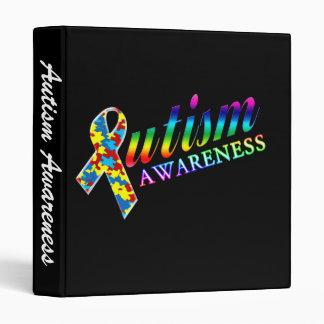 Autism Awareness Binder
