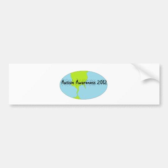 Autism Awareness! Bumper Sticker