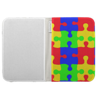 Autism Awareness Case Kindle 3G Cases