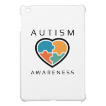Autism Awareness Case For The iPad Mini
