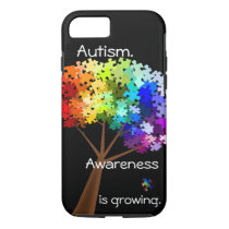 Autism Awareness iPhone 8/7 Case