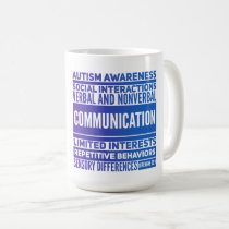 Autism Awareness Classic Mug