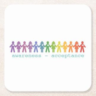 Autism Awareness Coasters