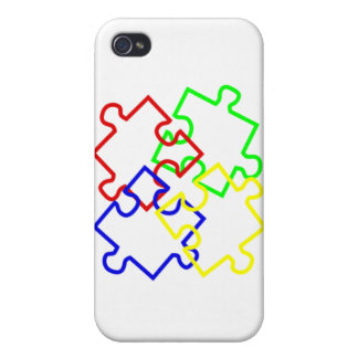 Autism Awareness Covers For iPhone 4