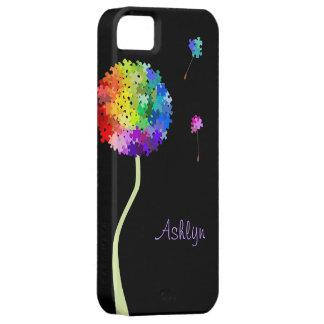 Autism Awareness Dandelion Wishes iPhone 5 Case