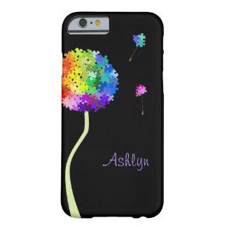 Autism Awareness Dandelion Wishes iPhone 6 case