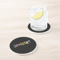 Autism Awareness Different Autism Awareness Coaster