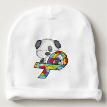 Autism Awareness Dog Baby Beanie