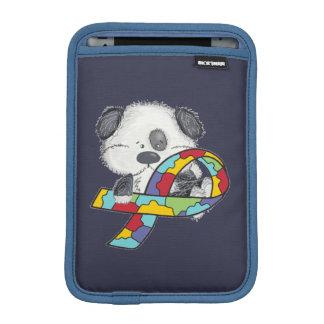 AUtism Awareness Dog iPad Mini Sleeve