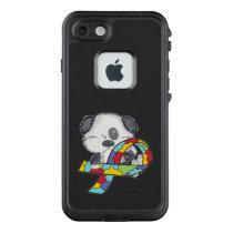 AUtism Awareness Dog LifeProof FRĒ iPhone 7 Case