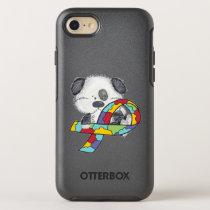 AUtism Awareness Dog OtterBox Symmetry iPhone 7 Case