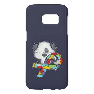 AUtism Awareness Dog Samsung Galaxy S7 Case