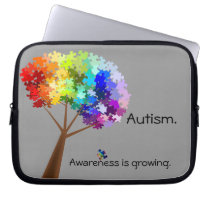 Autism Awareness Electronics Bag