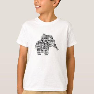 Autism Awareness Elephant T-Shirt Children's