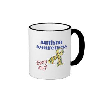Autism Awareness Every Day Mug