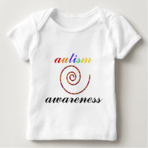 Autism Awareness exclusive products! Baby T-Shirt