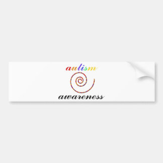 Autism Awareness exclusive products! Bumper Stickers