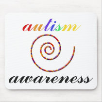 Autism Awareness exclusive products! Mouse Pad