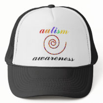Autism Awareness exclusive products! Trucker Hat