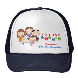 Autism awareness for Daughter Hat