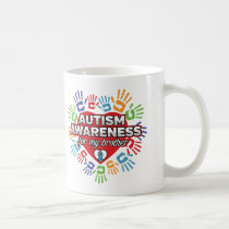 Autism Awareness for my Brother Coffee Mug