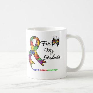 Autism Awareness For My Students Coffee Mug