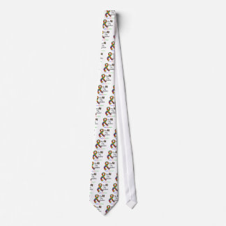 Autism Awareness For My Students Tie