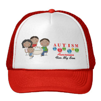 Autism awareness for son Hat